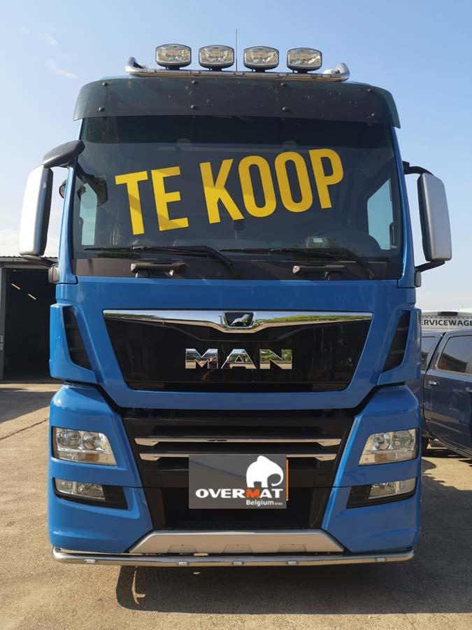 Te KOOP: MAN TGX XXL Vrachtwagen
