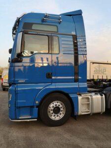 MAN TGX XXL Vrachtwagen